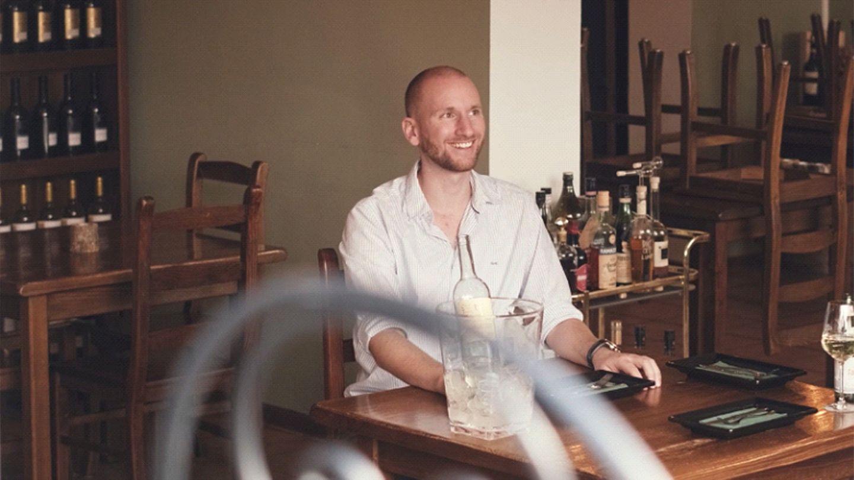 Gastronom Patrick Rousseau