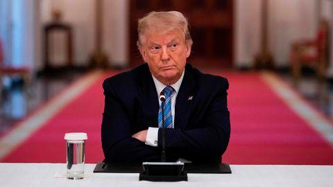 Donald Trumps Regierungstellt dem gewählten Präsidenten Joe Biden Glückwunschtelegramme nicht zu