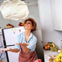 Pizza und Pasta: Aus ihrer Leidenschaft für die italienische Küche hat die große Sophia Loren nie ein Geheimnis gemacht