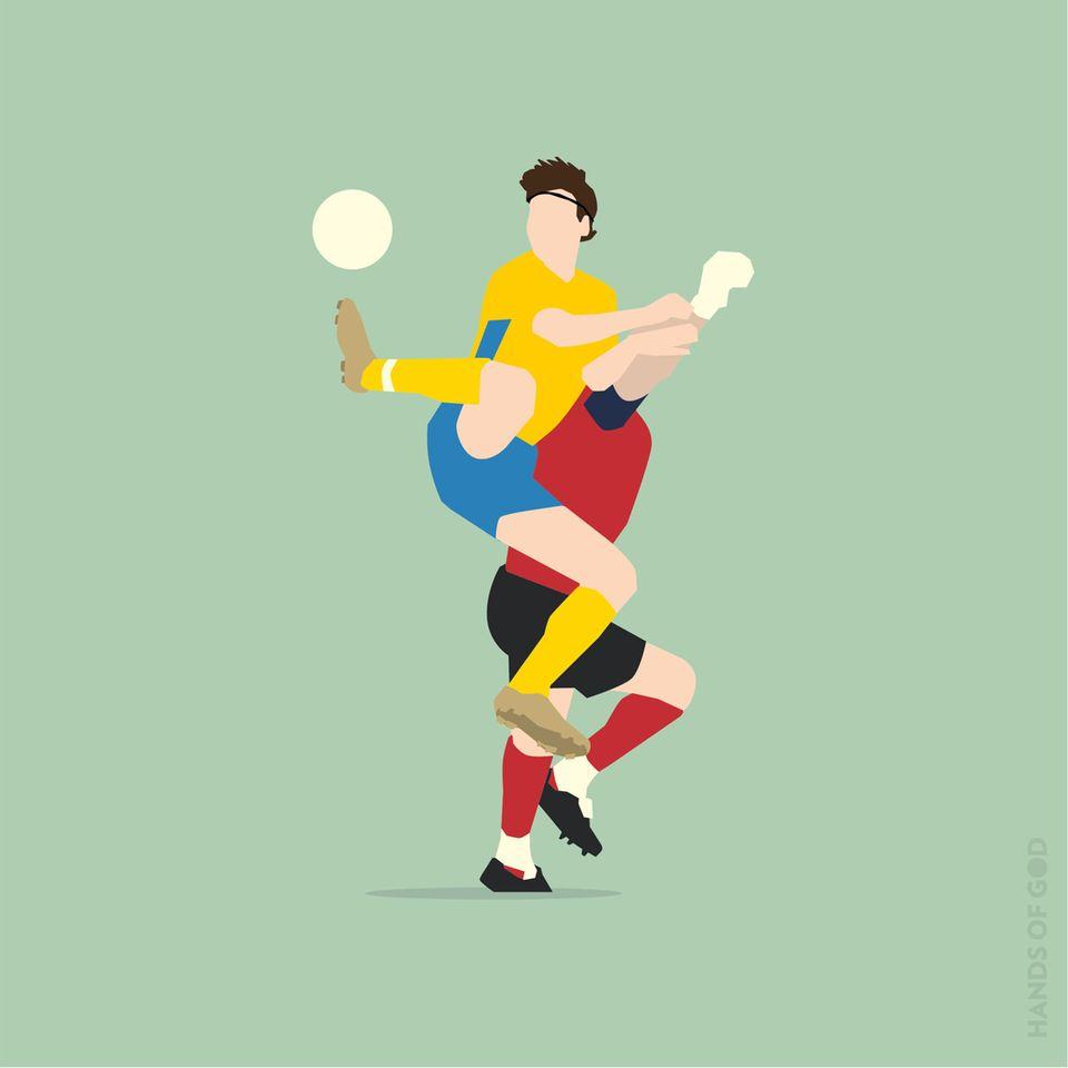 Zeitlupe: Alter Schwede! Eine Ode an Zlatan Ibrahimovic