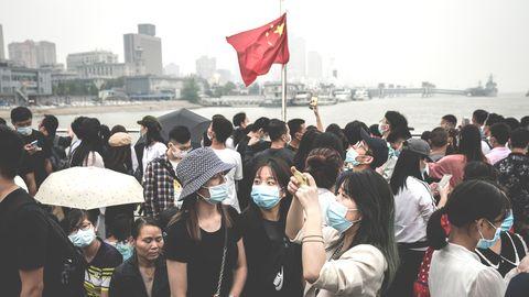 Bekämpfung der Pandemie: Alles wieder Alltag? Ein Besuch in Wuhan, wo Corona seinen Ursprung nahm