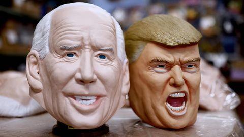 Wechsel der Präsidentschaft: Trump poltert noch – Biden versöhnt schon: Warum die USA so vom ewigen Hin und Her geprägt sind