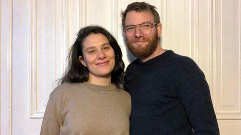 Maack und Frau