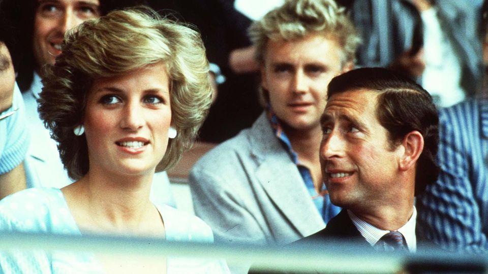 Kurz vor ihrem Tod konnte sich Diana wiedereine Zukunft mit Prince Charles vorstellen.