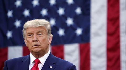 Der amtierende US-Präsident Donald Trump