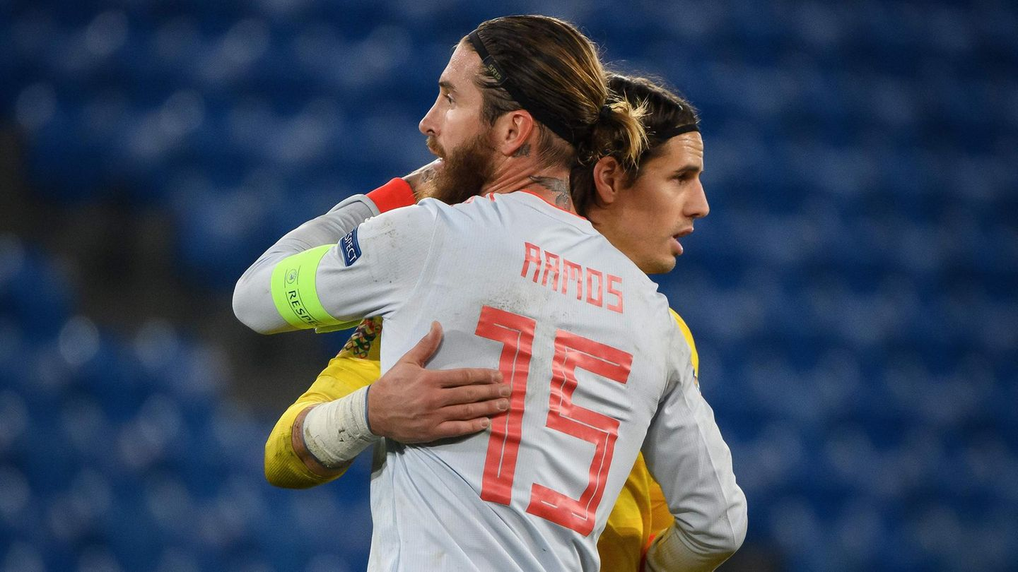 Sergio Ramos: How he thoroughly messed up his record international match –  Archyde