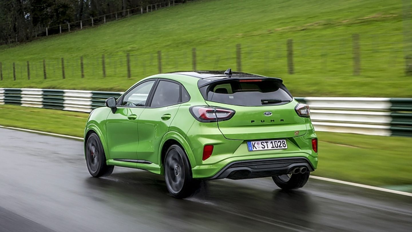 Ford Puma ST: Small and yeah - Archyde