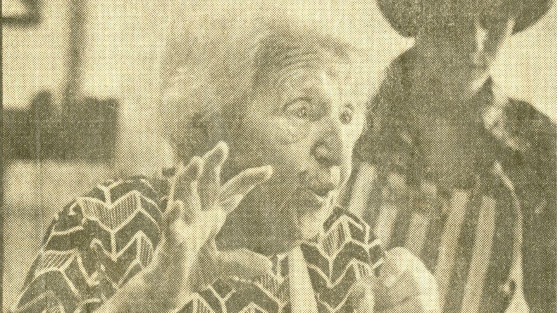 Alice Urbach