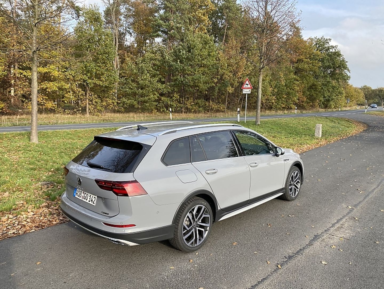 VW Golf Alltrack 2.0 TDI 4motion
