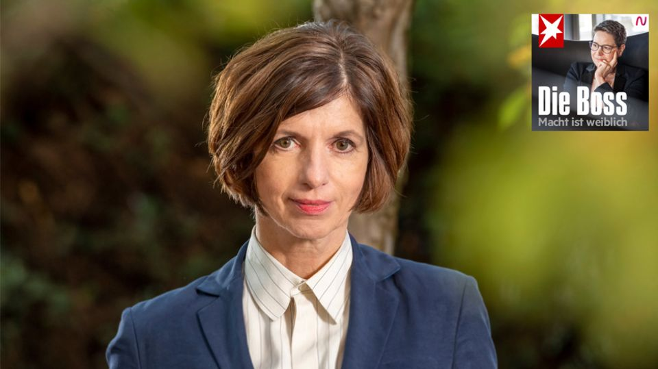 Jutta Allmendinger, Präsidentin des Wissenschaftszentrums Berlin für Sozialforschung