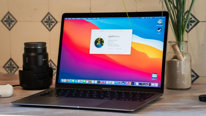 Viel Rechenpower und lange Akkulaufzeit: Der M1-Chip hebt das Macbook Air auf ein neues Level, öffnet jedoch neue Baustellen.