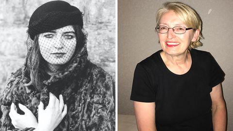 Ein Zusammenschnitt von Alice Frohnert als Prostituierte (früher) und heute
