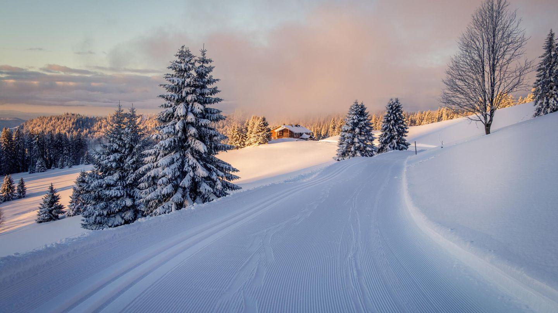 Wunderschönes Schwarzwald-Panorama, Feldberg, Schwarzwald  Ein wunderschönes Panorama erwartet Winterwanderer auf dem Feldberg im Schwarzwald. Los geht es im Ort Feldberg direkt hinter dem Haus der Natur. Von hier aus geht es weiter am Rodelhang entlang. Der Schwierigkeitsgrad der Wanderung ist als mittel angegeben. Das merkt man auch direkt, denn beim Aufsteig zum Panoramaweg wird der ein oder andere trotz Wintertemperaturen direkt ins Schwitzen geraten. Nach rund einer Stunde findet man auf rund 1319 Metern Höhe die Todtnauer Hütte. Vorbei an der Kapelle St. Laurentius geht es zur St. Wilhelmer Hütte. Das Ziel der Wanderung wird mit einer warmen Mahlzeit belohnt. Von hier aus geht es auf dem gleichen Weg wieder ins Tal.  Schwierigkeit: mittel  Länge: 8,8 km   Höchster Punkt: 1382 Meter