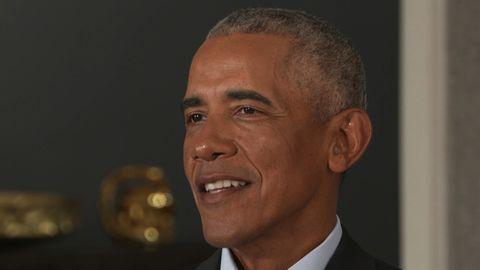Der ehemalige US-Präsident Barack Obama im Interview mit stern und RTL