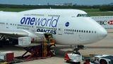 Schon 1999 gehörteQantas neben British Airways zu den Gründungsmitgliedern derLuftfahrtallianz One World