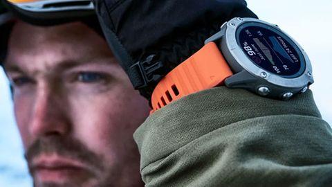 Die Garmin Fenix 6 Pro gehört im Test zu den besten Uhren