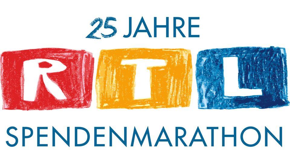 Logo RTL Spendenmarathon