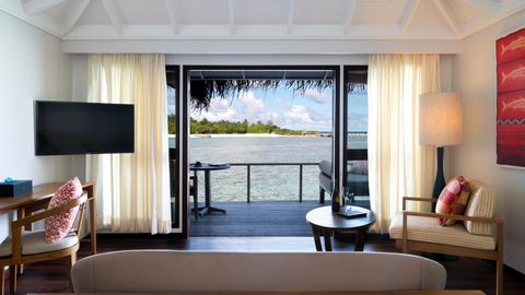 "Das ""Anantara Veli Resort"" auf den Malediven"