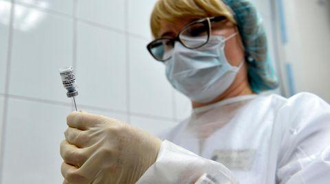 Russland Coronavirus Impfstoff Sputnik V