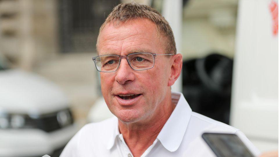 Der frühere Fußball-Trainer Ralf Rangnick