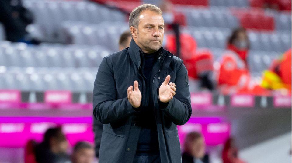 Hansi Flick, Trainer des Bundesligisten FC Bayern München