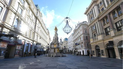 Corona-Maßnahmen: In Österreich begegnet man dem Lockdown wie üblich – mit bissigem Spott