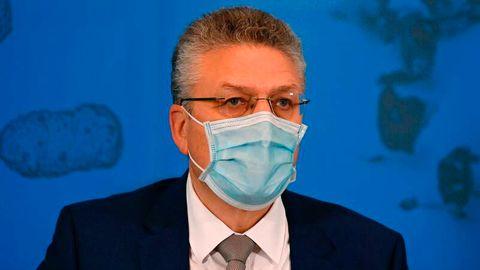 RKI-Chef Lothar Wieler.