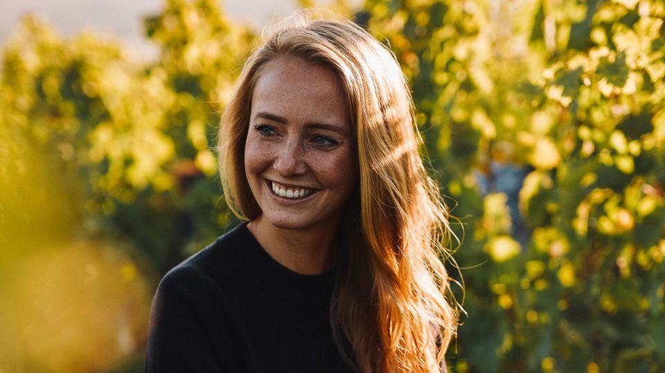 """Juliane Eller: """"Wir wollen keine Alkoholbomben"""": Eine Winzerin erzählt, wie der Klimawandel unseren Wein verändert"""