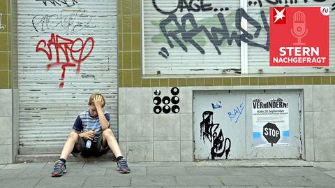 """Podcast """"STERN nachgefragt"""": So sieht der Alltag von Straßenkindern in der Coronakrise aus"""