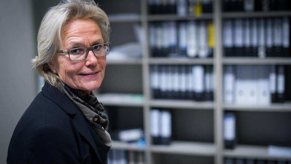 Claudia Brockmann, Polizeipsychologin beim Hamburger LKA