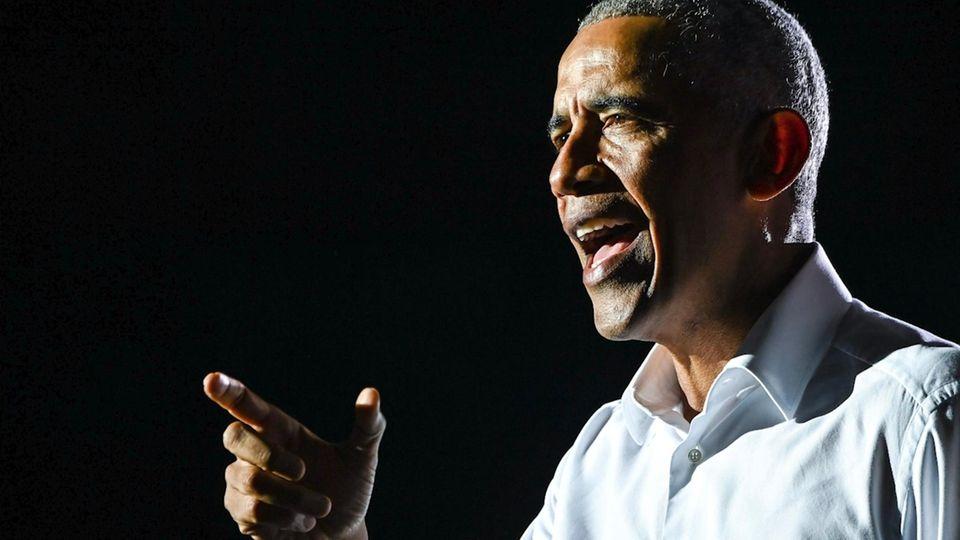 """Ehemaliger US-Präsident: Barack Obama sah seinen Vater mit zehn Jahren zum letzten Mal: """"Er war ein Fremder"""""""