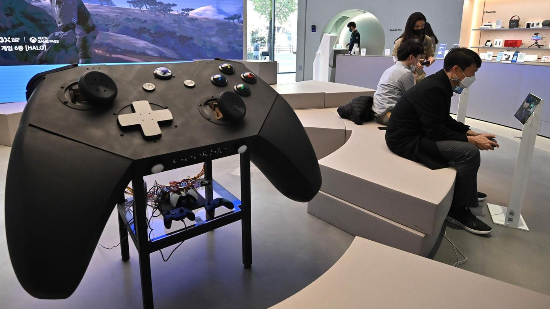 Die Xbox wird auch mit ihrem neuen Modell bei den Verkaufszahlenhinter der Playstation zurückbleiben