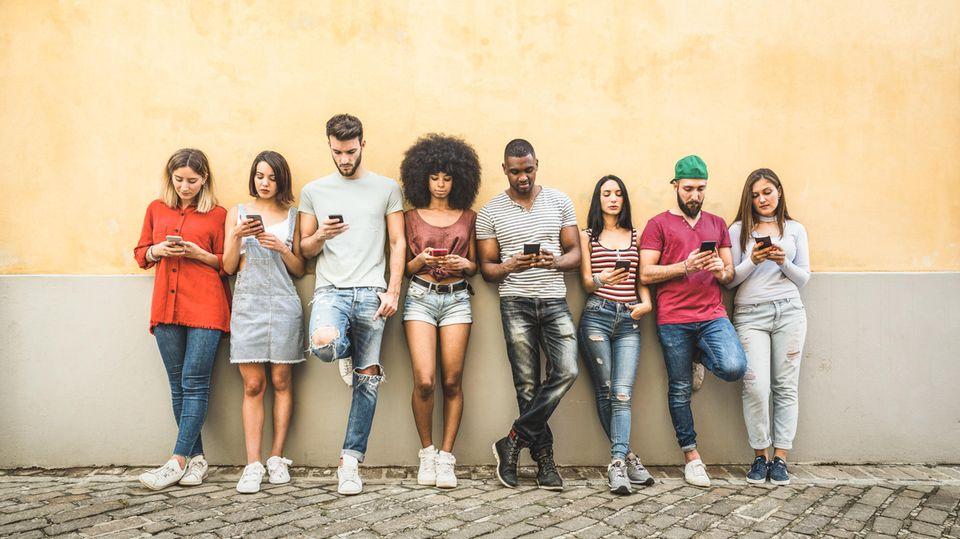 Beim Smartphone sind die Bedürfnisse so unterschiedlich wie die Menschen