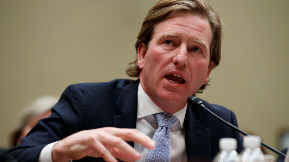 Christopher Krebs, ehemaliger Direktor der Cybersicherheitsagentur des US-Heimatschutzministeriums