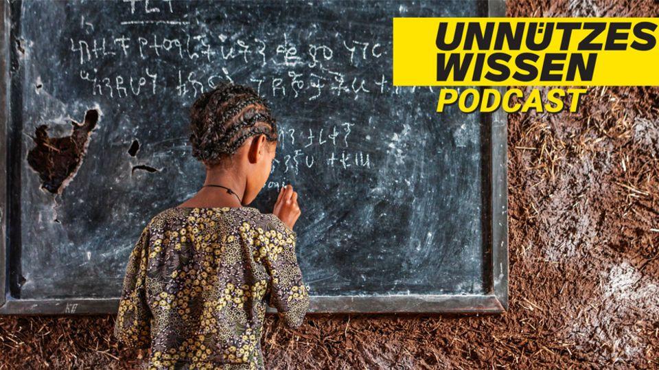"""Podcast """"Unnützes Wissen"""": Spannende Fakten zum Thema Afrika"""