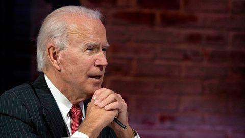 Der gewählte Präsident Joe Biden siegt nach Überprüfung in Georgia.