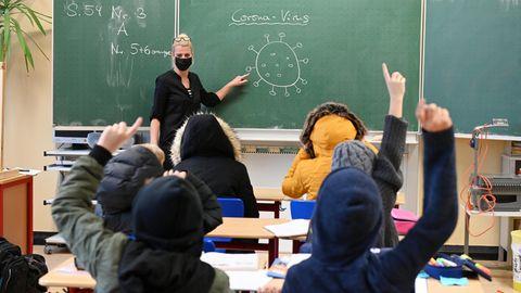 Corona in Schulen