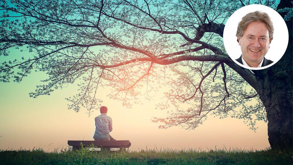 Wer sich mit Depressionen plagt, sollte sich nicht schämen, Hilfe in Anspruch zu nehmen