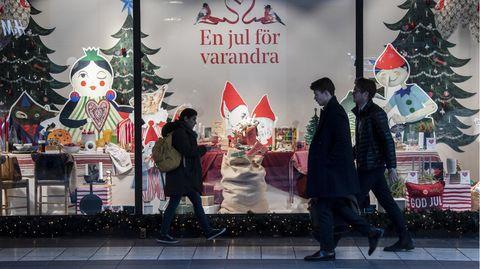 Coronakrise : Schwedens Sonderweg ist vorbei – jetzt steuern die Skandinavier auf eine finstere Weihnachtszeit zu