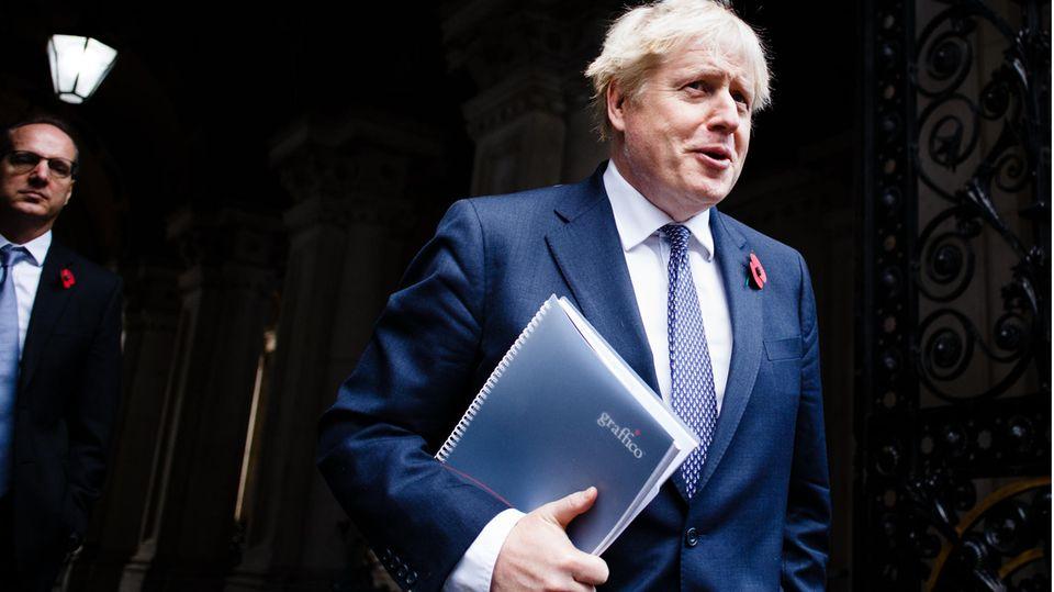 Klatsch und Drama in Downing Street: Boris allein zu Haus – warum der britische Premier seinen wichtigsten Berater vor die Tür setzt