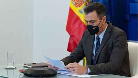 Spaniens Ministerpräsident Pedro Sánchez