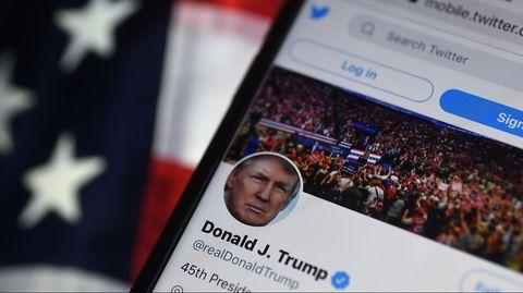 News von heute – Twitter bereitet Übergabe der Trump-Accounts vor