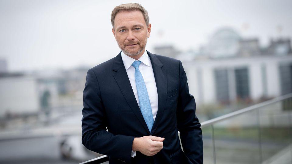 FDP-Chef Christian Lindner kritisiert die Bundesregierung