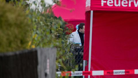 Mutmaßlicher Doppelmord in Nürnberg: Spuren werden am Tatort gesichert