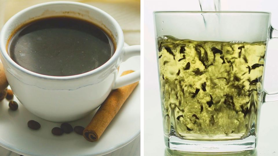 Tee vs. Kaffee: Welches Getränk ist gesünder?