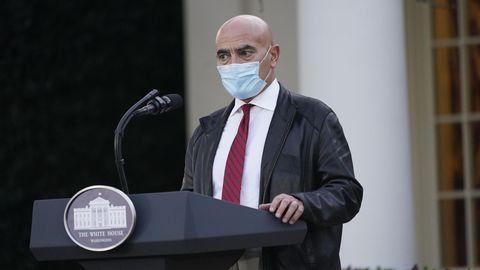 News zum Coronavirus: Moncef Slaoui, Leiter der Impfstoff-Arbeitsgruppe der US-Regierung