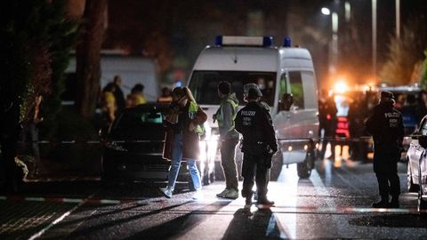 Meckenheim: Polizei überwältigt mutmaßlichen Schützen