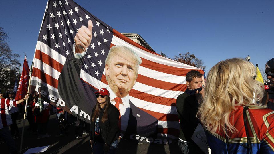 Rechtspopulismus: Die Republikaner nach Trump – warum die Partei nationalistisch und radikal bleiben wird