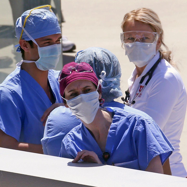 Krankenschwester Arzt Fake Krankenhaus Die 25