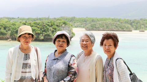 Japanischer Archipel: Die Inseln der 100-Jährigen: Warum die Menschen auf Okinawa so alt werden
